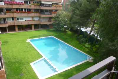 Appartement de 5 chambres, 3 places de parking dans le quartier Pedralbes de Barcelone